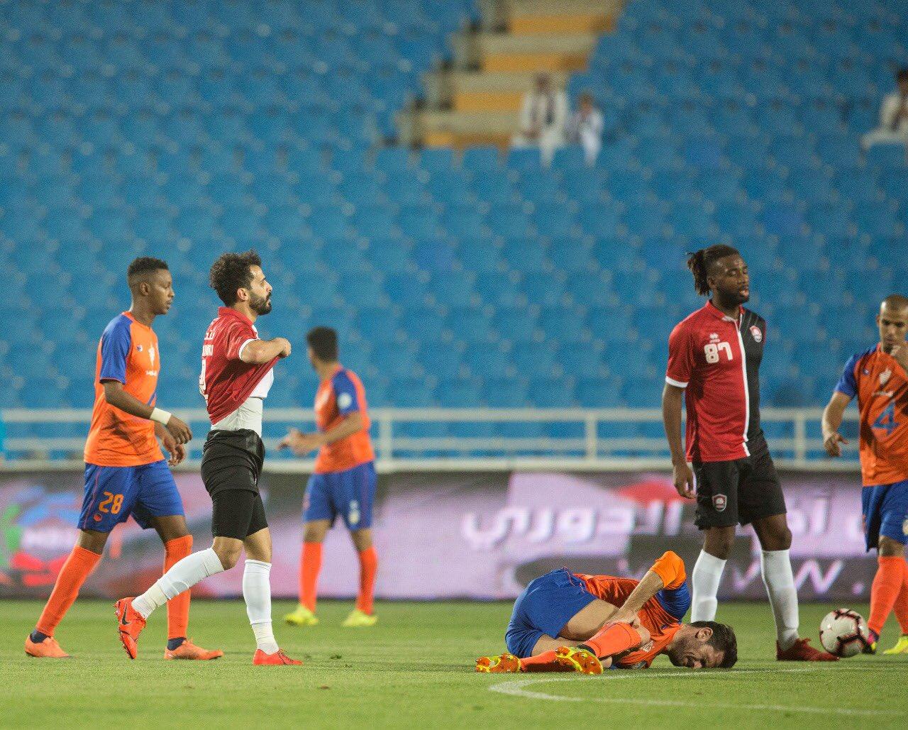 مشاهدة مباراة الرائد والفيحاء بث مباشر بتاريخ 28-09-2019 الدوري السعودي
